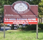 10th Annual Richmond Town Bluegrass Festival